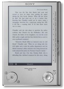 Sony Reader PRS - 505