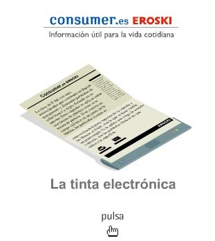 Tinta electrónica (e-Ink)